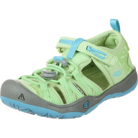 Keen Moxie Sandals Kids green/sea
